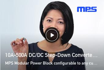 10A-500A DC DC Step-Down Converter