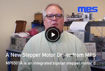 MP6501 Stepper Motor Driver