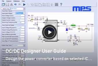 DC DC Designer User Guide