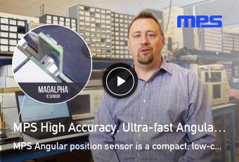 MagAlpha Angular Position Sensor