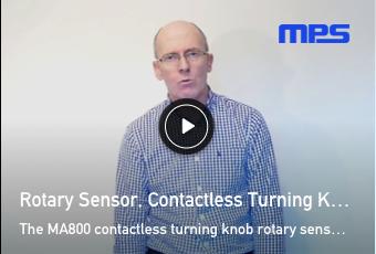 MA800 Rotary Sensor