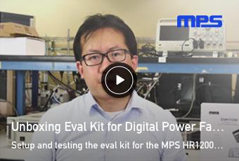 Unboxing Eval Kit for  HR1200