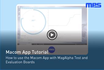 MagAlpha Macom App Tutorial Video