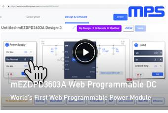 mEZDPD3603A Programmable Power Module